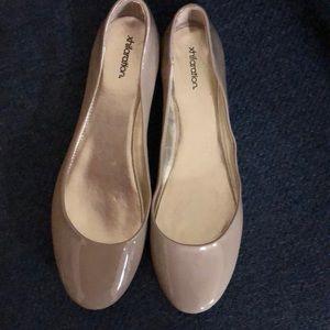 Xhileration ballet flats